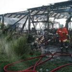 filing a fire damage insurance claim